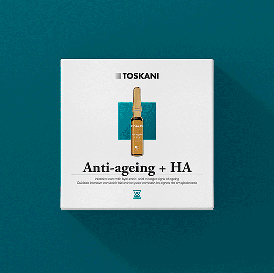 TOSKANI Topical Ampoules